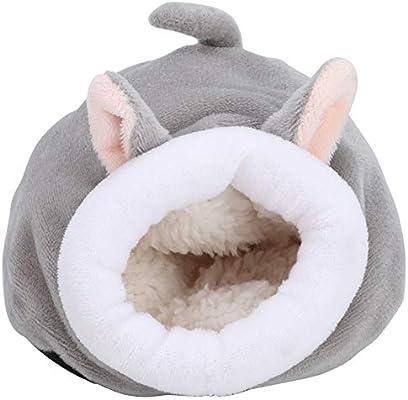 Pssopp Ardilla para Mascotas Nido de Dormir Saco de Dormir de ...