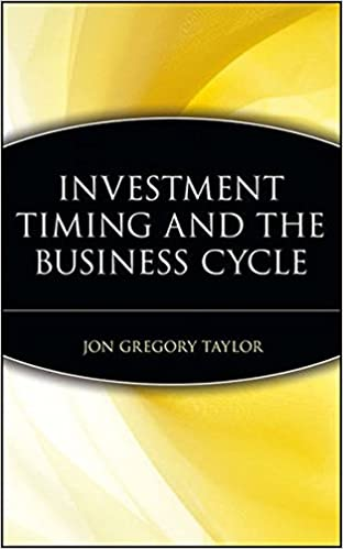 Book Investment Timing (Frontiers in Finance Series)