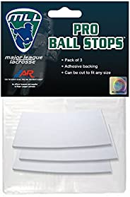 A&R Sports IMLLSTOPS Major League Lacrosse MLL Ball Stops Bounce Reducer by A a