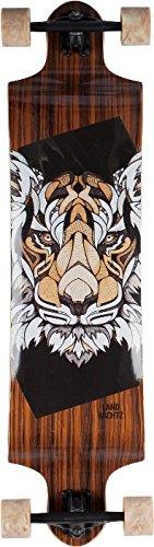 Landyachtz Switch 40 Longboard Complete Tiger ()