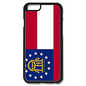 Nidas Flag USA Georgia State Stars Iphone 6 Cover