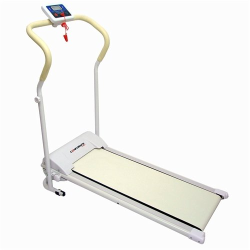 Confidence Power Plus Motorised Treadmill Running Machine White