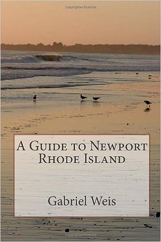 Book A Guide to Newport Rhode Island
