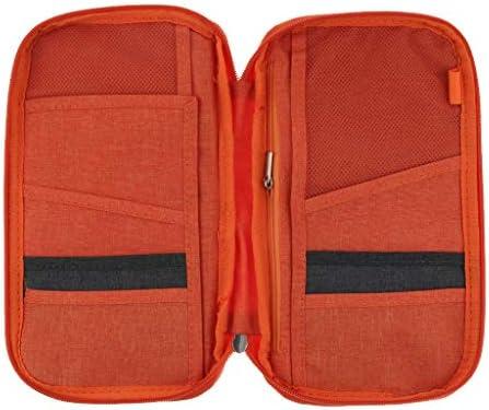 パスポートケース 旅行 パスポート ウォレット 財布 トラベル クレジットカード用 バッグ ポーチ