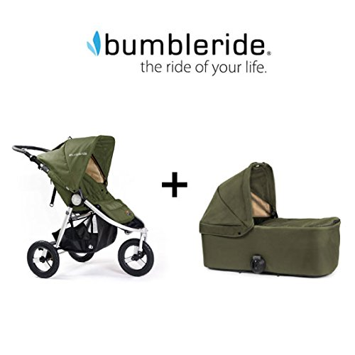 Bumbleride Stroller With Carrycot - 8