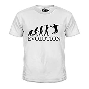 Candymix Handball Évolution Unisexe T-Shirt Enfant Garçon Fille 1
