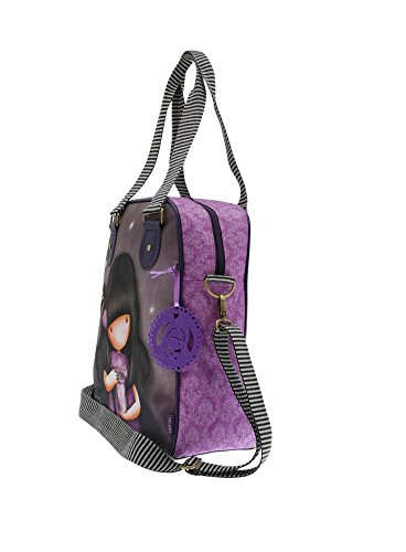 Santoro Gorjuss Shoulder Holdall Bag with Carry Handles We Can All Shine