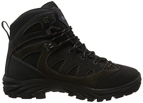 Hi-Tec Maipo Waterproof, Scarpe da Escursionismo Uomo Nero (Black (Charcoal/Black 051))