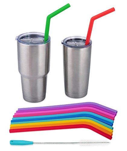12 straw dispenser - 8