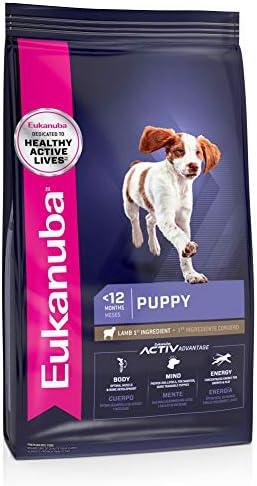Eukanuba Puppy Dry Dog Food Lamb Rice
