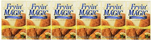 Little Crow Foods Frying Magic, 16-Ounce (Pack of 6) by Little Crow Foods
