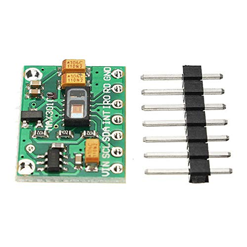 eart Rate Oxygen Pulse Breakout Sensor Module For - Arduino Compatible SCM & DIY Kits Module Board - 1 x 1-3000MHz Low Noise LNA RF Broadband Amplifier Module ()