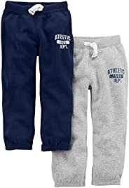 Carter's Baby-Boys 2-Pack Fleece Pant P