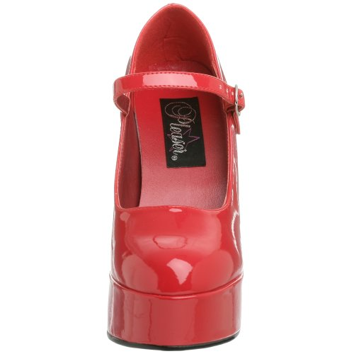 sale footaction Pleaser DOLLY-50 8463 – Shoes for Women Red (Red Pat) 2015 cheap price outlet original GnSEzcW4B