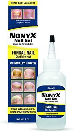 Xenna All Natural NonyX Nail Gel, For Toenails and Fingernails - 4 oz