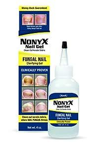 NonyX Fungal Nail Clarifying Gel, 4 oz