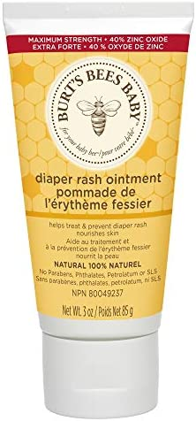 Burts Bees Baby Natural Ointment