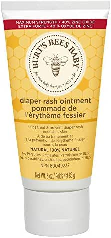 Diaper Cream: Burt's Bees Diaper Rash Ointment