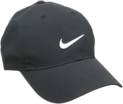 Nike Mens Golf Legacy91 Tech Adjustable Hat Black/White