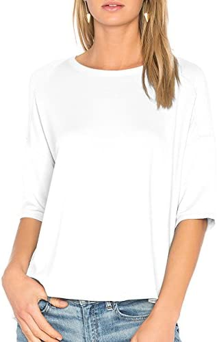 ALLY MAGIC Womens Cotton T Shirt Sleeves product image