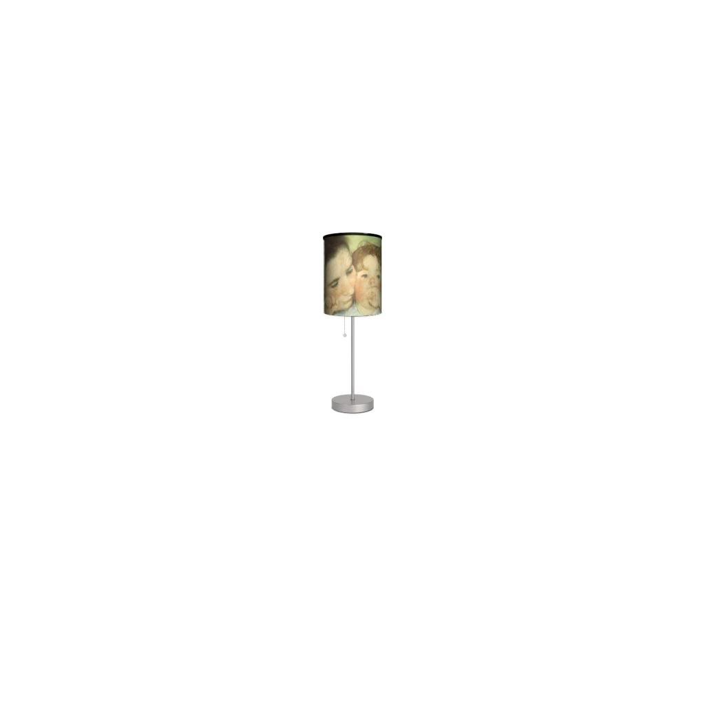 Cassat Baby & Mother Lamps and Lighting, Contemporary Modern Table Lamp, Living Room or Desk - Adults / Teens