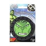 Marvel Hulks Heavy Duty Rubber Auto Cup Coaster 2 pc