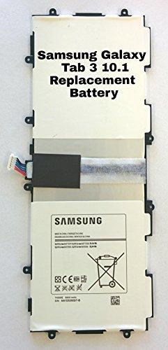 Samsung Galaxy Tab 3 10.1 Battery 3.8V 6800mAh 25.84Wh T4500E GT-P5210 P5200 GT-P5210 P5213 by Samsung