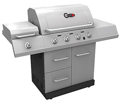 Char-Broil 4-Burner Infrared Gas Grill Char Broil