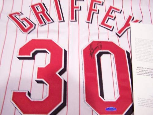 Buy ken griffey reds signed