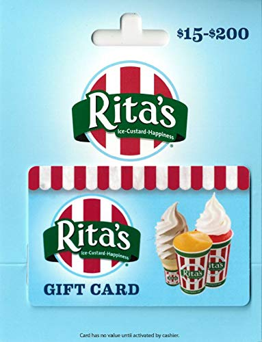 Rita's Italian Eis Gift Card