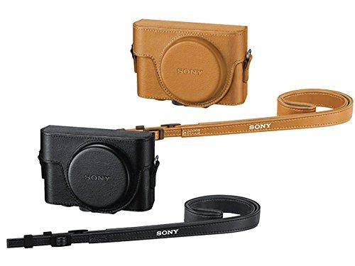 23 opinioni per Sony LCJRXF/B Custodia Custodia in Similpelle per Fotocamere serie RX100, Nero