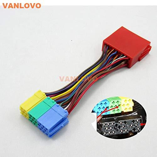 Audi Distributor - Davitu 20-Pin Distributor Adapter Cable For Audi Seat Skoda VW