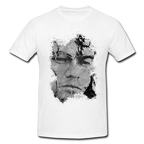 Leonardo DiCaprio II T-Shirt Herren, Men mit stylischen Motiv von Paul Sinus