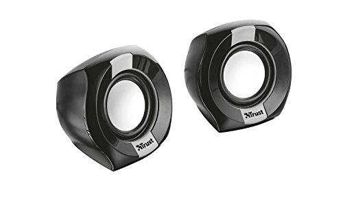 Trust Polo Compact 2.0 USB Speaker Set 21420 (Computer Speakers Mac)