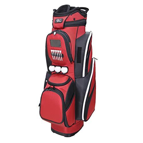 "RJ Sports 9.5"" Deluxe Golf CART Bag"