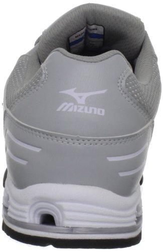 Mizuno Mens Mizuno Speed Trainer 4 Scarpa Turf Grigia / Bianca