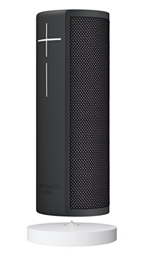 Ultimate Ears BLAST Portable Waterproof Wi-Fi and Bluetooth Speaker + Power Up Charging Dock with Hands-Free Amazon Alexa Voice Control  - Graphite Black (Best Portable Speaker Dock)