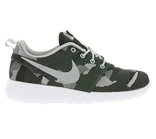 Nike Wmns Roshe One Jcrd Print Damen Schuhe Sneaker 845009 001 Grau