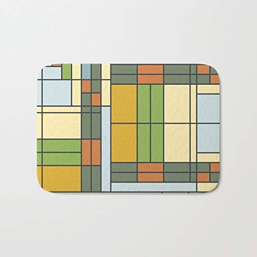 Custom Decorative Doormats Frank Lloyd Wright Pattern S Doormat Bath Rug Outdoor/Indoor Door Mat Bathroom Decor Rug 16
