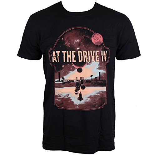 T Shirt Metal Mens At The Drive In   Eclipse   Live Nation   Pe13879tsbp L