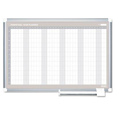 BVCGA0594830 - Bi-silque MasterVision Perpetual Year Planner