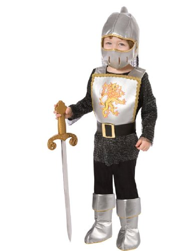 Brave Toddler Costume (Brave Knight Toddler (As Shown;1T-2T))