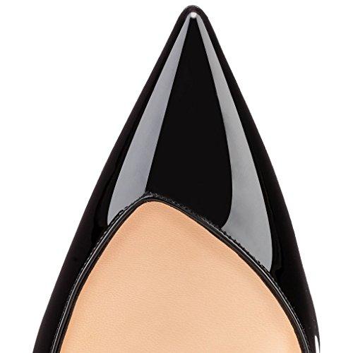 EDEFS - Zapatos con correa de tobillo Mujer negro