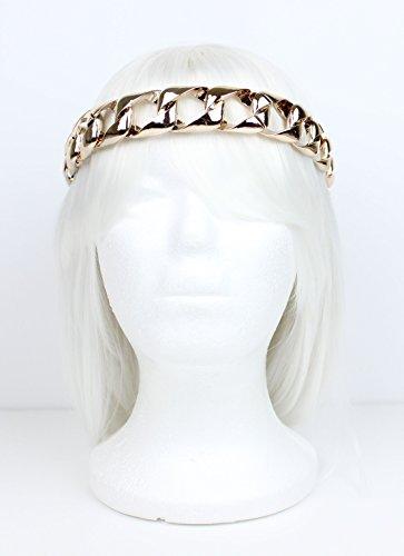 [Fashion Music / Dance Festival Chain Linked Headband / Hair Band Accessory] (Dance Festival Costumes)