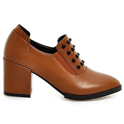 Brown Zanpa 1 Mujer Para Zapatos aqPYg