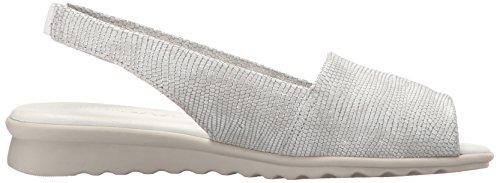 White Ariel Women's Sandal Wedge Fantazee The Macchiato Flexx qX7xYTw