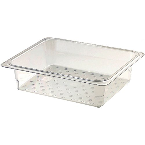 Cambro Perforated Pan / Colander, GN 1/2, 3