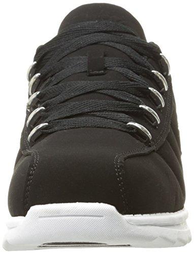 Lugz Heren Tempo Fashion Sneaker Zwart / Wit