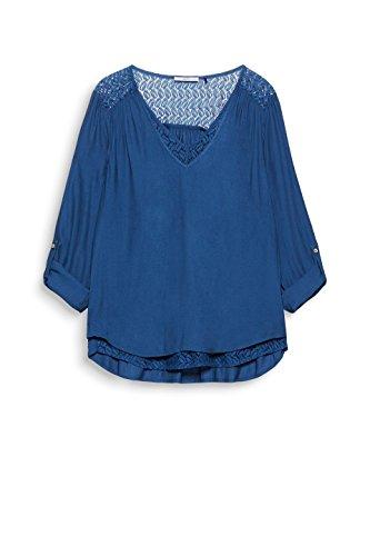 450 by Petrol edc Femme Bleu Blue Blouse Esprit F0xxnvdUC