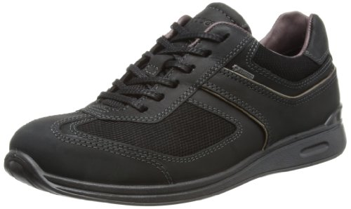 Ecco MOBILE II 202633, Chaussures montantes femme Noir (Noir-TR-H5-263)